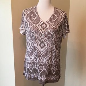 Cato embellished top SZ 14/16W